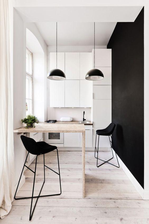 انتخاب میز غذا خوری برای آشپزخانه کوچک
