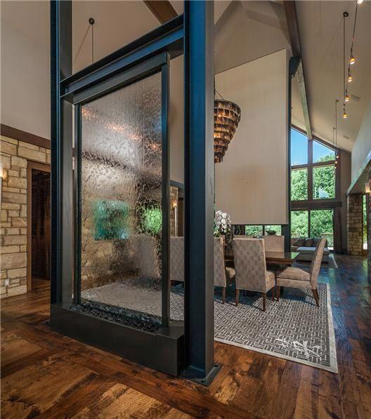 شیشه در طراحی داخلی