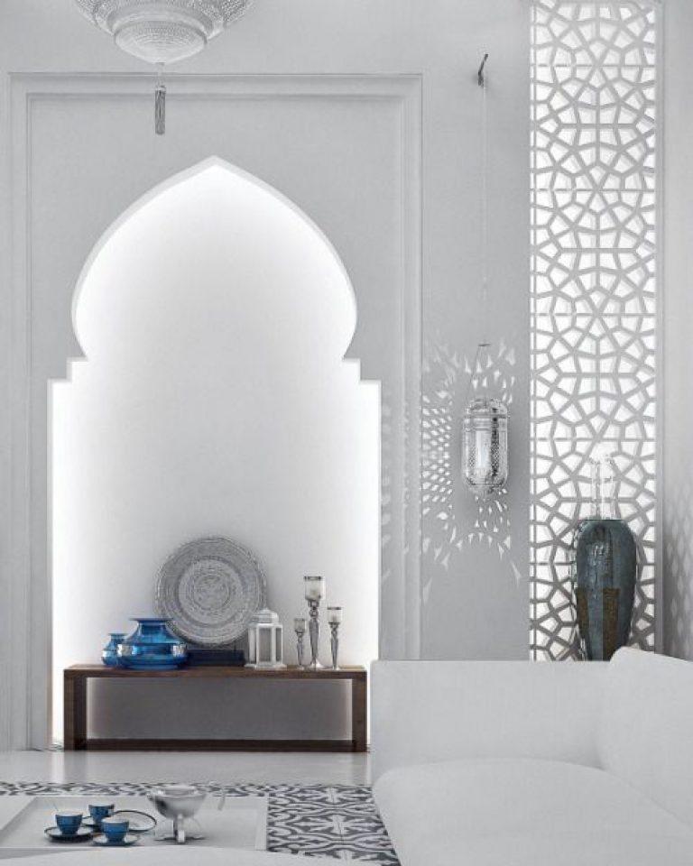 اصول طراحی سبک مراکشی