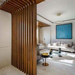 مدل های محبوب پارتیشن در طراحی داخلی