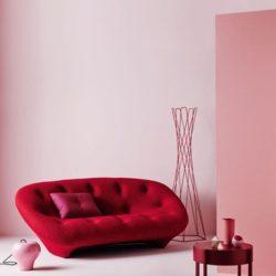 رنگ قرمز در طراحی داخلی