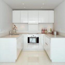 7 علت استفاده از آشپزخانه U شکل