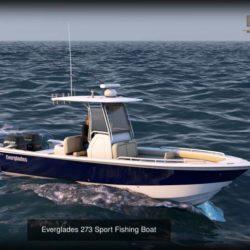 مدل سه بعدی قایق ماهیگیری