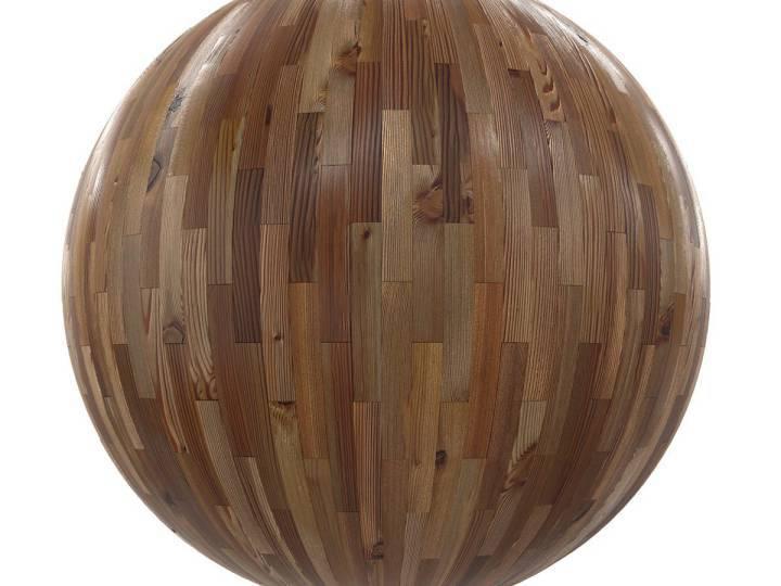 متریال کاشی چوبی