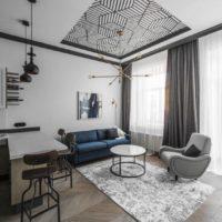 طراحی سقف بلند