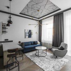 ترفند های طراحی داخلی خانه هایی با سقف بلند