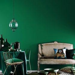 8 تنالیته رنگ سبز در طراحی داخلی