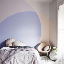 12 رنگ آمیزی متفاوت برای رنگ دیوار اتاق خواب