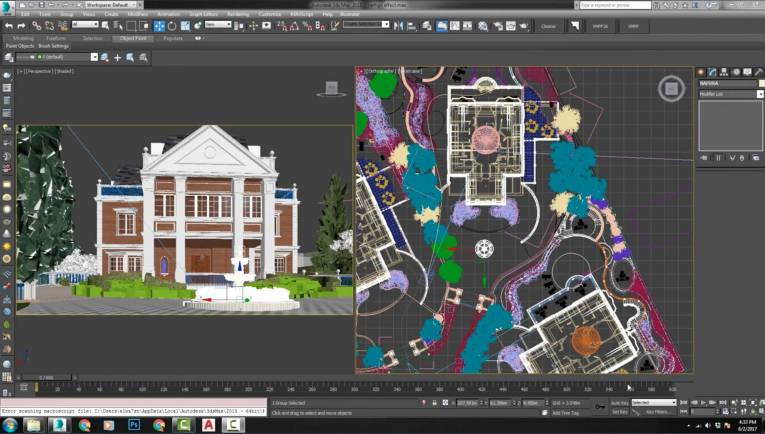 آموزش ساخت انیمیشن معماری