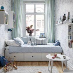 11 ترفند معمارانه برای دکوراسیون اتاق خواب کوچک