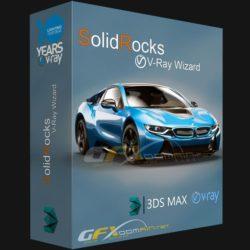 دانلود پلاگین SolidRocks برای 3ds Max 2013 تا 2020