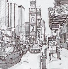 دوره آموزشی بزرگ طراحی و اسکچینگ محیط شهری