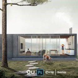 آموزش پست پروداکشن معماری
