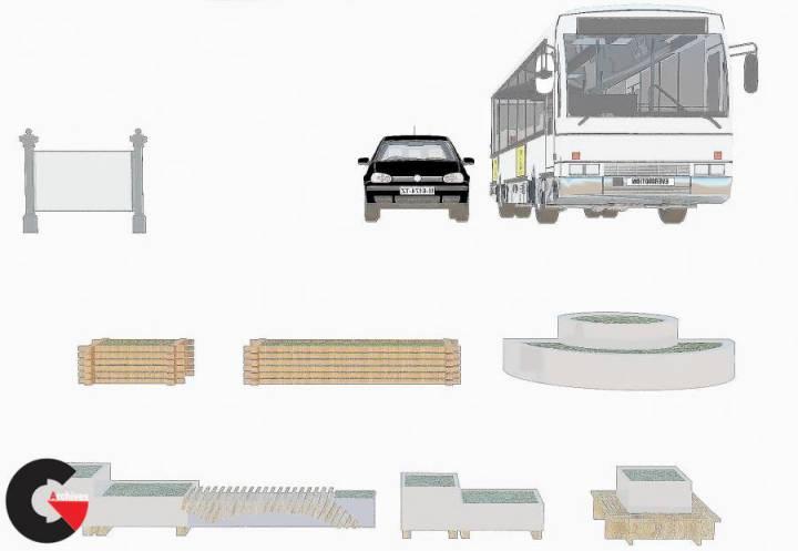 مدل سه بعدی فضای خارجی
