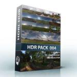 HDRI محیط جنگلی