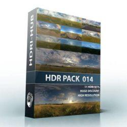 دانلود HDRI محیط آسمان