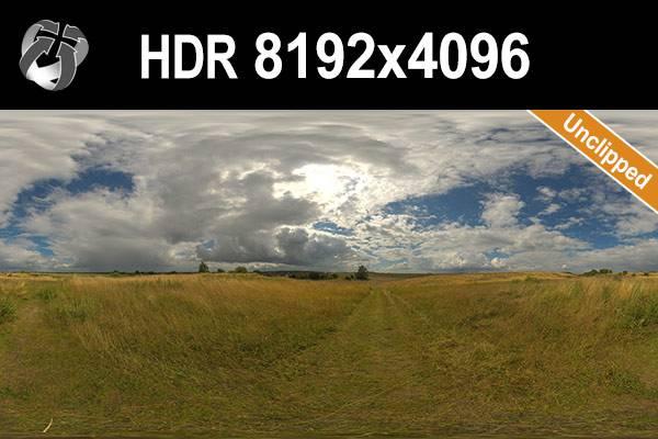 عکس HDRI آسمان