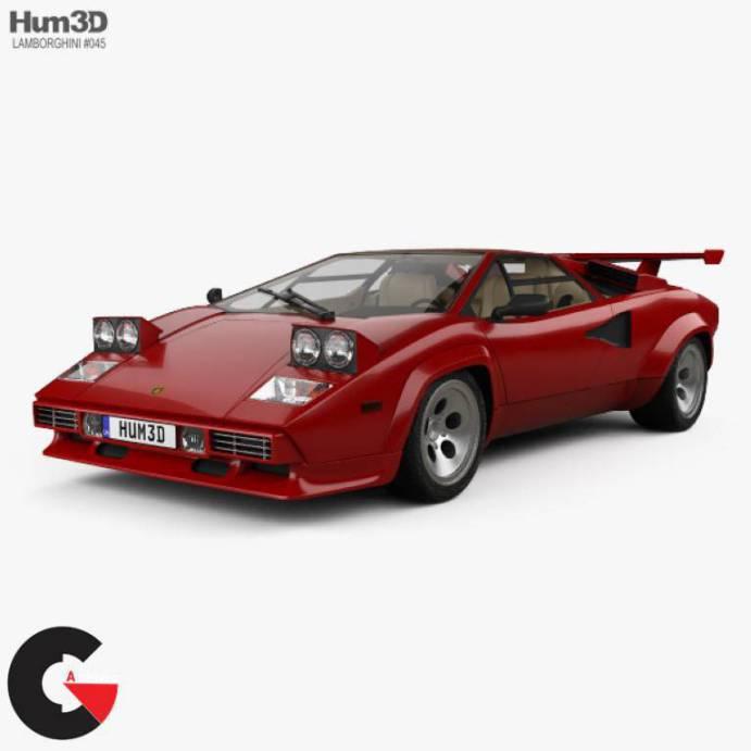 مدل سه بعدی خودرو