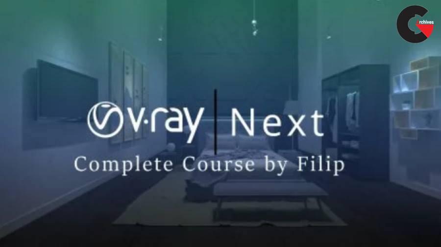 آموزش انجین Vray Next
