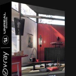 آموزش رندرینگ با VRay Next در آنریل انجین