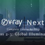 آموزش Vray Next