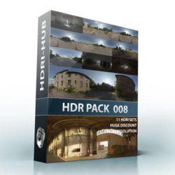 دانلود مجموعه تصاویر HDRI اماکن قدیمی