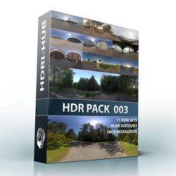 دانلود HDRI راه و جاده
