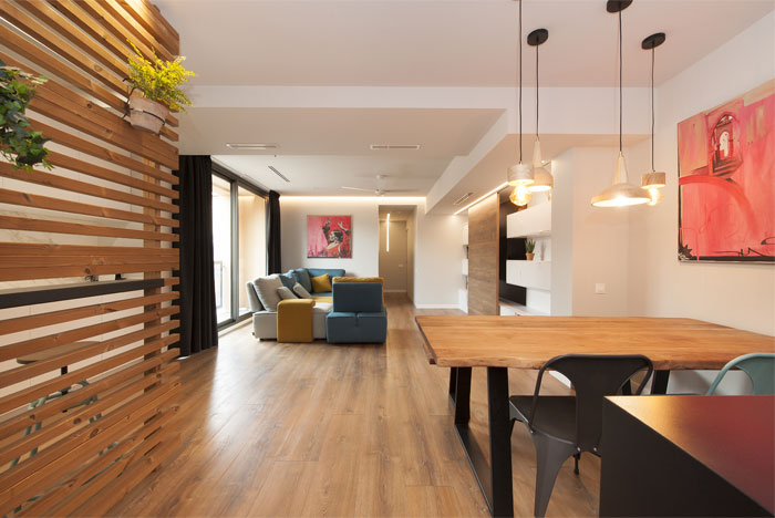 دکوراسیون آپارتمان هوشمند