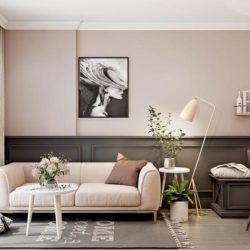 طراحی داخلی آپارتمان کوچک اما کاربردی