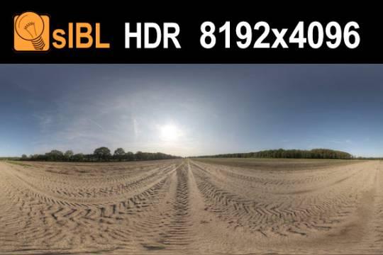 تصاویر HDRI جاده