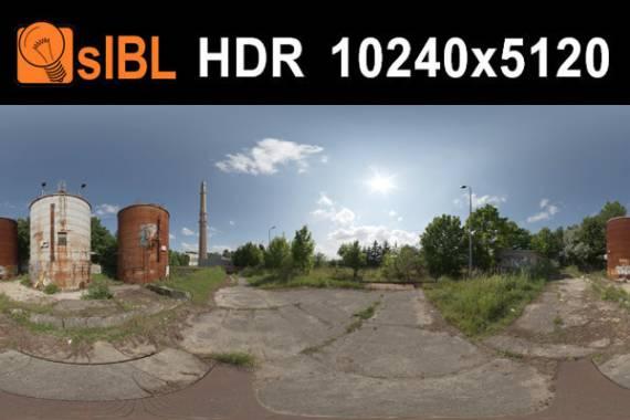تصاویر HDRI اماکن قدیمی