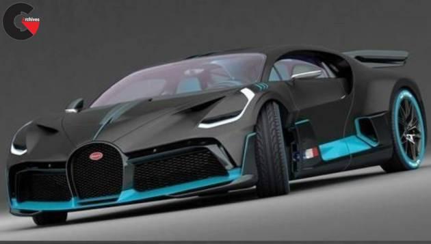 مدل سه بعدی ماشین های لوکس