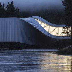 طراحی موزه مدرن Twist در نروژ