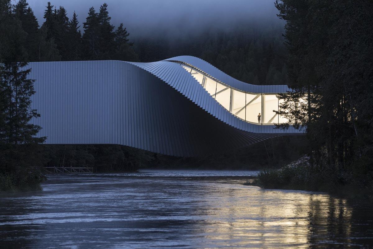 طراحی موزه مدرن