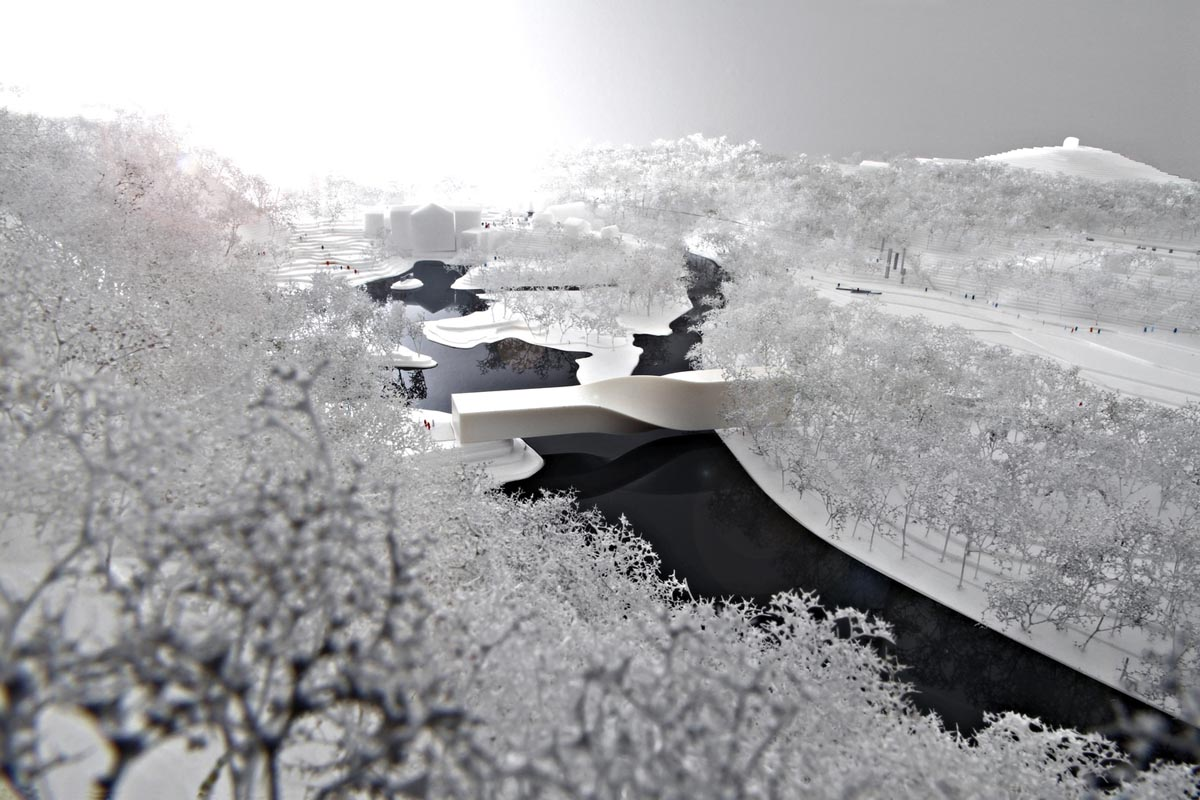طراحی موزه مدرن نروژ