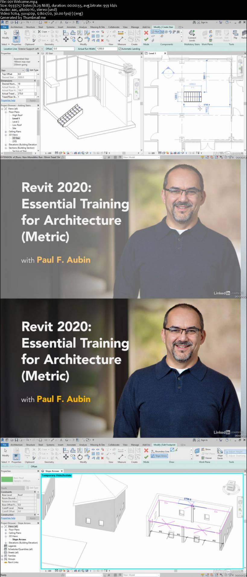 آموزش Revit 2020