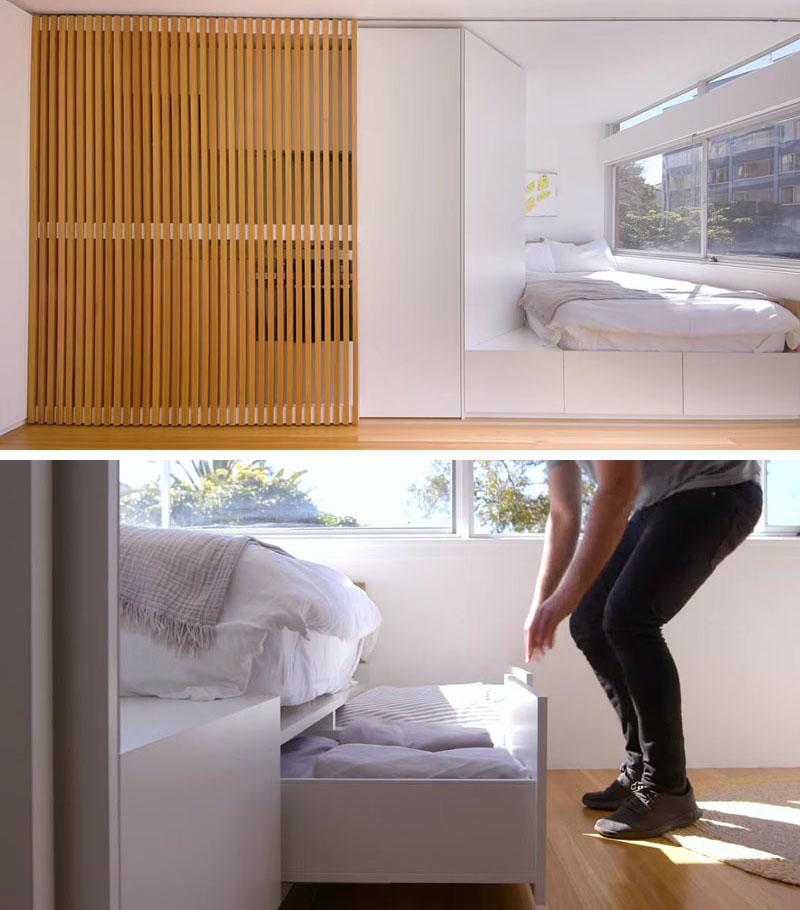 دکوراسیون داخلی میکرو آپارتمان