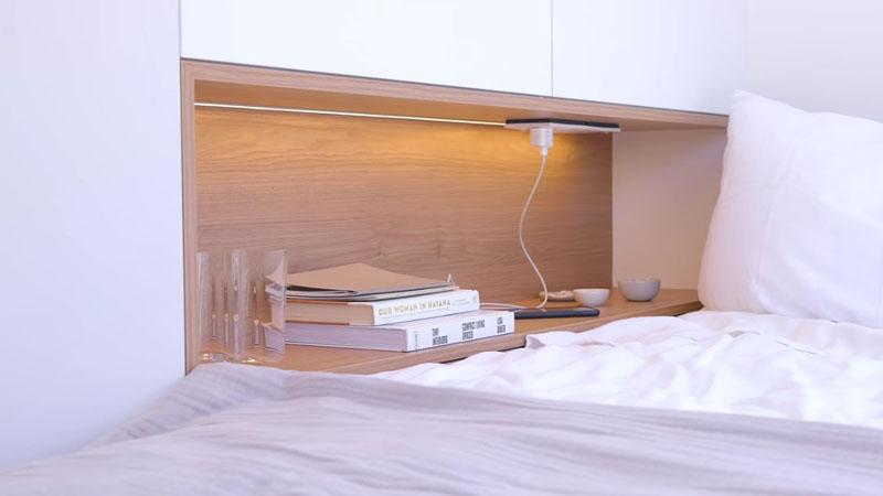 بازسازی میکرو آپارتمان 24 متری