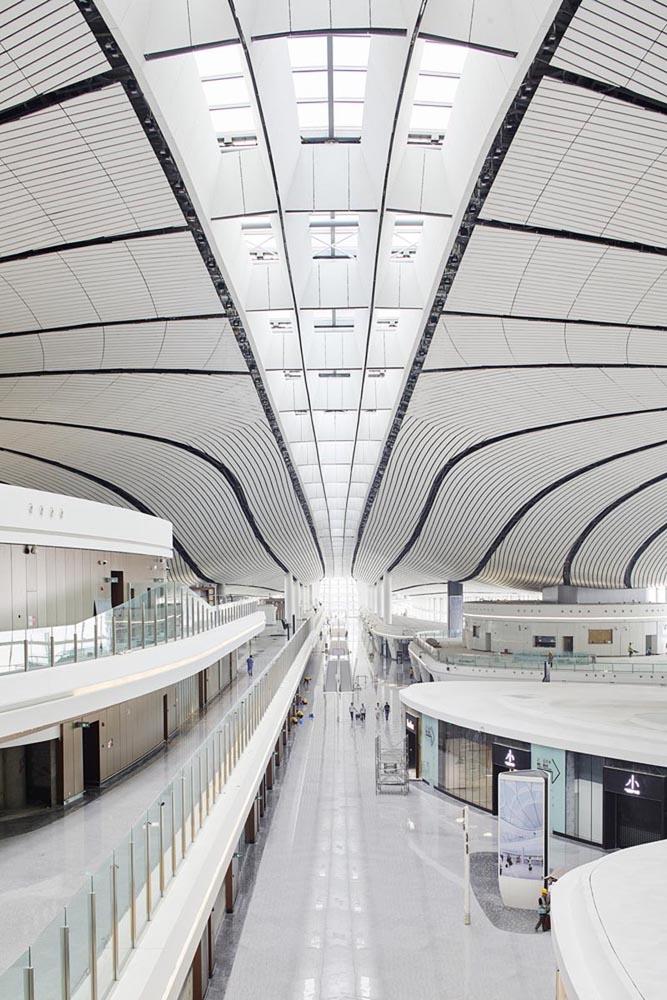 فرودگاه بین المللی پکن داکسینگ