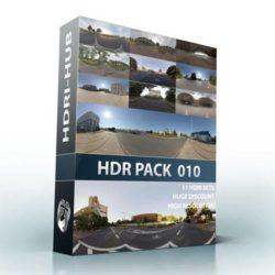 دانلود HDRI جاده و خیابان