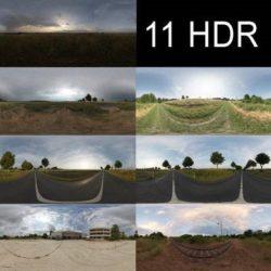 دانلود HDRI محیط باز