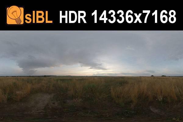 HDRI محیط باز