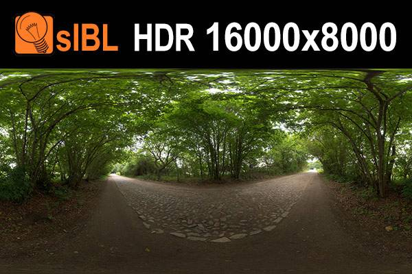مجموعه تصاویر HDRI