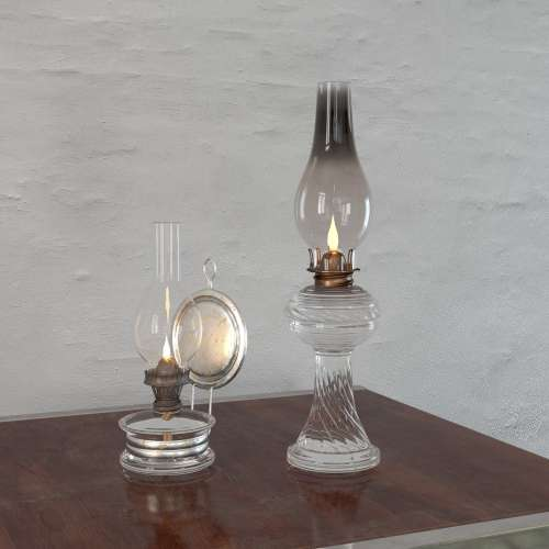 آبجکت لامپ مدرن