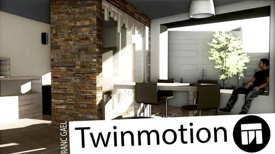 آموزش کامل Twinmotion
