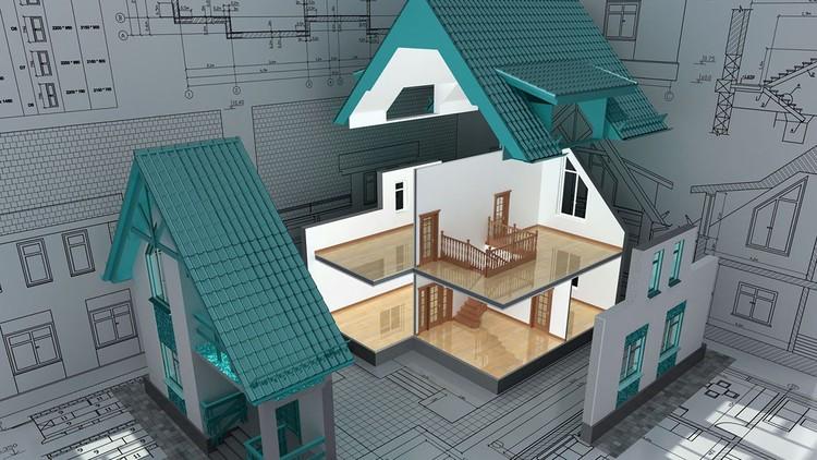 آموزش ایجاد مدل های معماری در تری دی مکس 2020