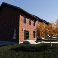 آموزش تجسم خانه مسکونی با Enscape