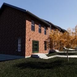 آموزش شبیه سازی خانه مسکونی با Enscape