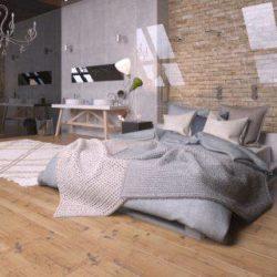 دانلود آرچ مدل 164 – آبجکت تخت و سرویس خواب