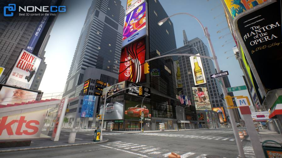 آبجکت نیویورک سیتی